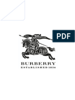 Burberry Brand Audit, Nicole Watson