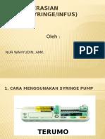 Presentasi infus