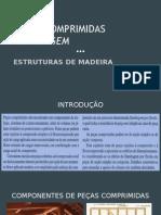 PEÇAS COMPRIMIDAS FLAMBAGEM