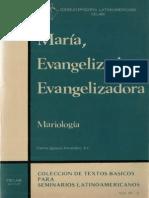 Maria, Evangelizada y Evangelizadora - Carlos Ignacio Gonzalez