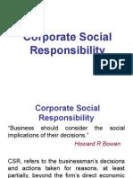 003 Corporate Social Responsibilites