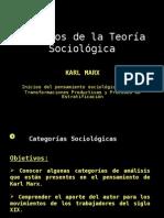 Debates actuales de la Sociolog+¡a. M+¦dulo VII y VIII (Karl Marx)