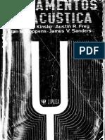 Fundamentos de Acustica