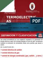 Exposicion de Termoelectricas ..2015