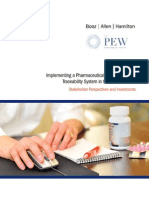 PP BoozAllen_Pew_Traceability and Serialization Report
