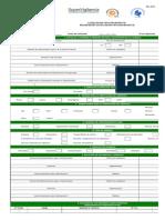 Formulario Licencia y Renovación V6