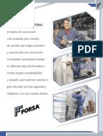 Catalogo Tecnico Sistema Forsa
