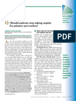 Should patients stop taking aspirin for primary prevention.pdf