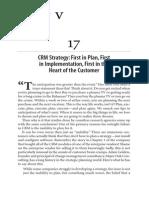 strategy CRM et processus dintegration