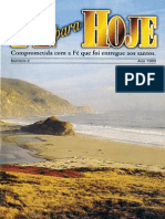 Revista Fé Para Hoje - Número 02 - Ano 1999