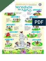 Afiches Yadhira - Derechos Del Niño
