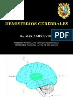7.- HEMISFERIOS CEREBRALES