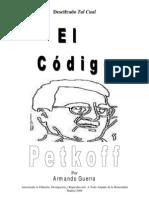 El Código Petkoff