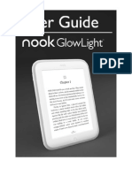 User Guide-NOOK GlowLight