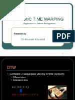 07 Edit Distance DTW