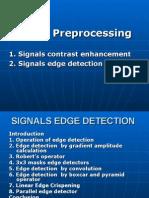 Signals Preprocessing Edges