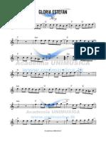GloriaEstefan Hoy partitura órgano.pdf
