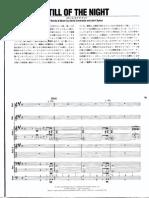 Band Score-still of the Night
