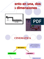 1Cinematica Fisica