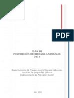 Plan de Prevención 20152