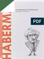 Guerra Palmero Maria Jose  - Habermas La Apuesta Por La Democracia PDF