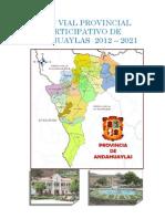 PVPP Andahuaylas 2012 2021