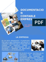 Documentación Contable Empresarial.