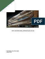 Revit Architecture_apresentação Em 3d