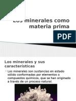 Los minerales como materia prima.pptx