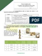 B.1 Teste Diagnóstico Ecossistemas 3
