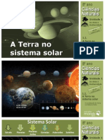 CN8 a Terra No Sistema Solar