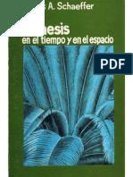 Francis A. Schaeffer - Génesis en el Tiempo y en El Espacio (Versión Scan)