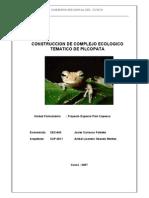 PIP Complejo Ecologico Pilcopata