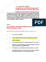 lennon1 technology competency and skills assessment