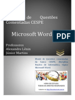eBook Cespe Word2010