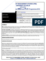 Advert Mba 15