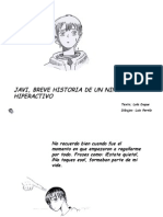 Breve Historia de Un Nic3b1o Hiperactivo