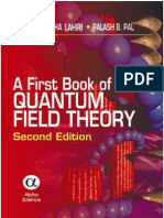 A First Book of Quantum Field Theory [Lahiri-Pal]