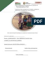 Informe Final Piareb de Cuarto Año