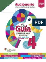 solucionariosantillana4°2015-2016