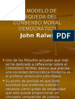 Tema IV. Modelo Ralws