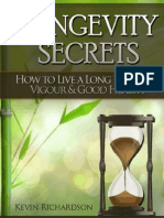 234845657 Longevity Secrets