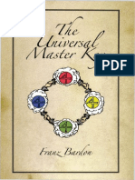 223671713 the Universal Master Key Franz Bardon