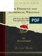 The Hermetic and Alchemical Writings of Aureolus Philippus v2 1000000275