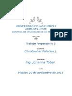 Preparatorio 3 Christopher Palacios