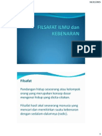 FILSAFAT ILMU DAN KEBENARAN.pdf