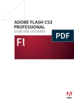 Manual Adobe Flash CS3