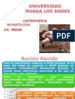 Bb Macrosomico neonatologia