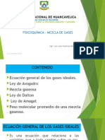 FISICOQUIMICA- Mezcla de gases.pptx