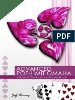 Jeff Hwang Advanced Pot-Limit Omaha III